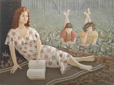 Wetlands Print by Eileen Kennedy