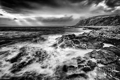 When The West Wind Blows Print by John Farnan