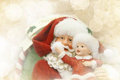 Christmas Cards Digital Art - Merry Christmas by Sharon Mau