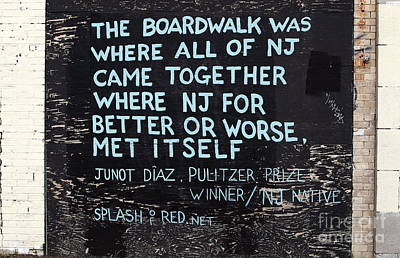 Diaz Photograph - Where All Of Nj Came Together by John Rizzuto