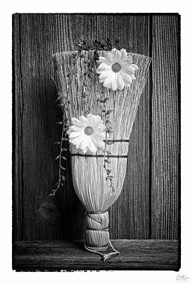 Whisk Bloom - Art Unexpected Print by Tom Mc Nemar