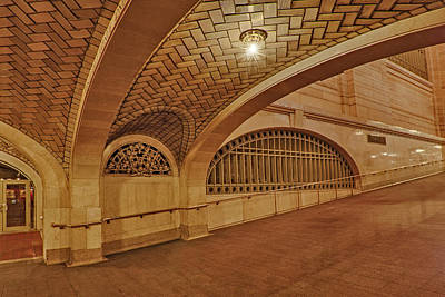 Whispering Gallery Print by Susan Candelario