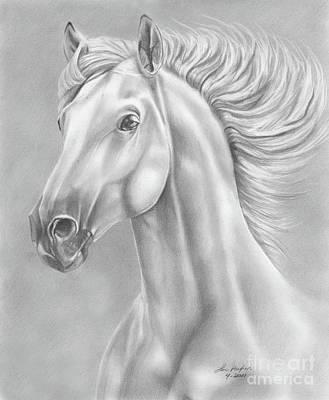 White Horse Original by Lena Auxier