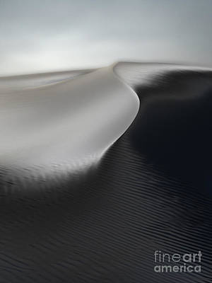 White Sands New Mexico Razor Back 02 Print by Gregory Dyer