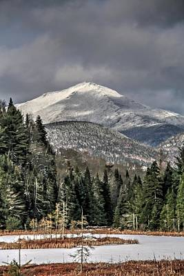 New York State Photograph - Whiteface Winter by Michael Allen