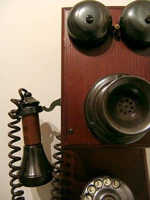 Who's Calling... Original by Alessandro Della Pietra