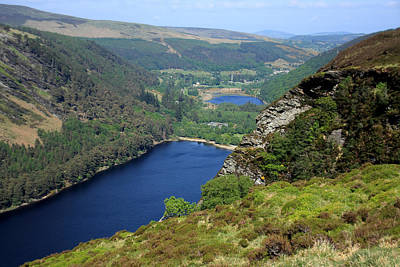 Mountain View Photograph - Wicklow Mountains  by Aidan Moran