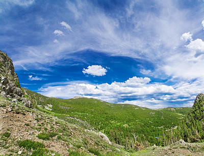 Beauty Mark Photograph - Wide Open Spaces by Mark Andrew Thomas