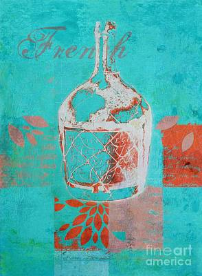 Wild Still Life - 12311a Print by Variance Collections