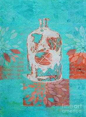 Wild Still Life - 13311a Print by Variance Collections