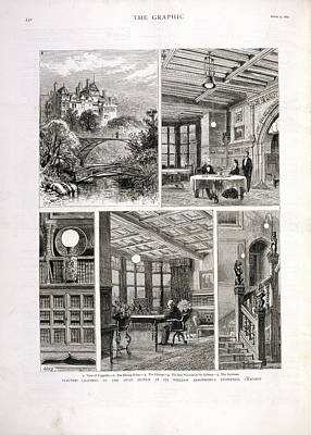 William Armstrong's Home Print by British Library