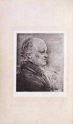 Of Painter Photograph - William Blake by British Library