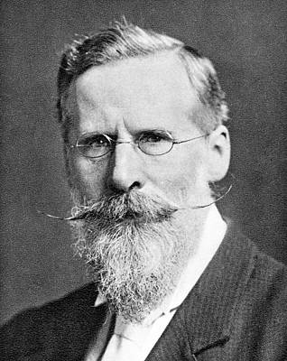 Electrical Engineer Photograph - William Crookes by Science Photo Library
