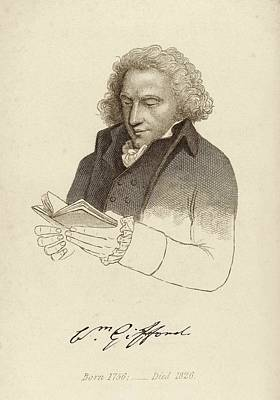 William Gifford Print by Middle Temple Library