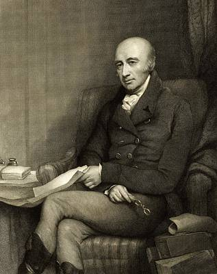 William Hyde Wollaston, British Chemist Print by Science Photo Library