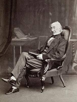 Director Photograph - William Jackson Hooker by Paul D Stewart