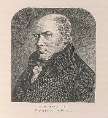 Personalities Photograph - Willliam Smith by British Library
