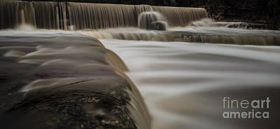 Wimberley Waterfall Print by Richard Mason
