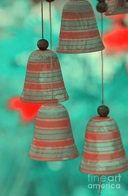 Wind Chimes Photograph - Wind Chimes by Kathleen Struckle