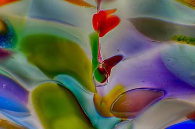 Wind Flower Print by Omaste Witkowski