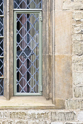 Upscale Photograph - Window   by Tom Gowanlock