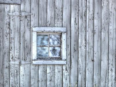 Vail Photograph - Window by Juli Scalzi