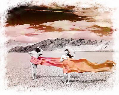 Winds Of Change Print by Ken Evans