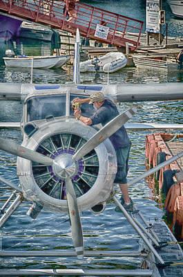 Windshield Wiper Print by Trever Miller