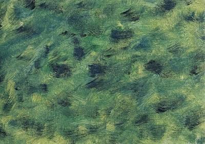 Windswept Fields Print by Harmeet Singh