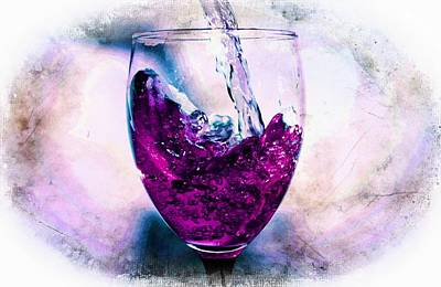Wine Country Print by Aaron Berg
