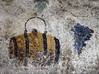 Wine Fresco Print by Bernard Jaubert