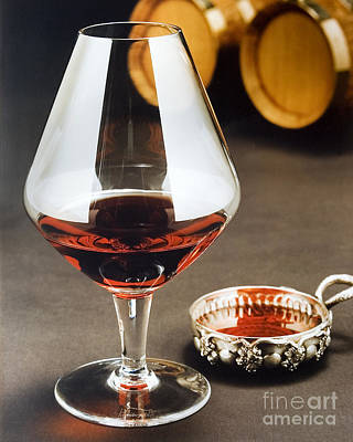 Table Wine Photograph - Wine Tasting by Jerry McElroy