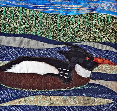 Winter Bird Print by Susan Macomson