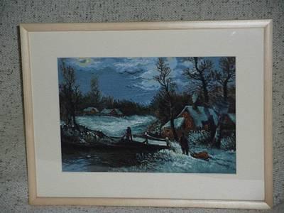 Winter Original by Mark Zsolt