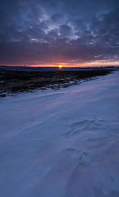 Solstice Photograph - Winter Solstice  by Aaron J Groen