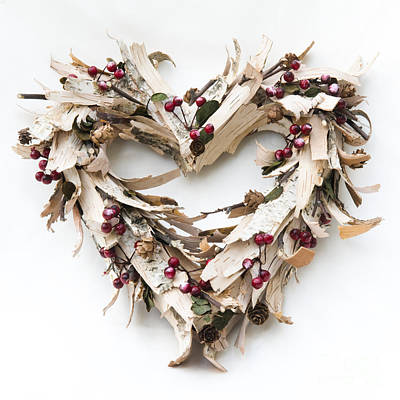 Dried Photograph - With Love by Anne Gilbert