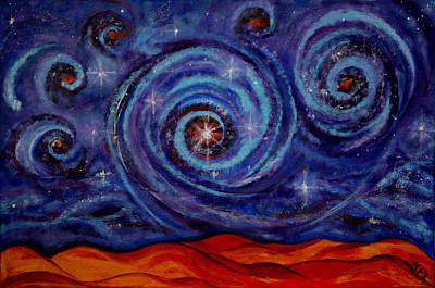 Witness Original by Kathy Peltomaa Lewis