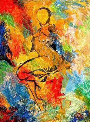 Women 749 - Marucii Original by Marek Lutek