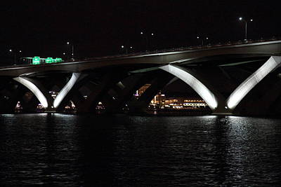 Washingtondc Photograph - Woodrow Wilson Bridge - Washington Dc - 011337 by DC Photographer