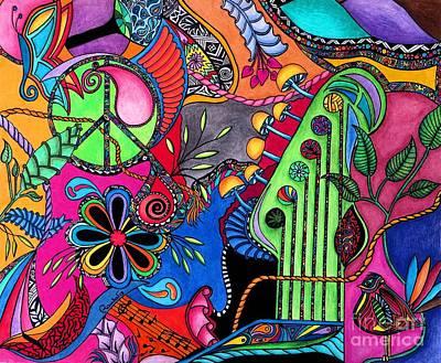Woodstock Original by Rebeca Rambal
