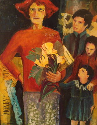 Working Mother Original by Buff Holtman