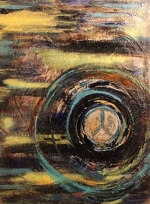 World Peace Original by Artista Elisabet