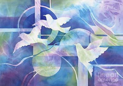 World Peace Original by Deborah Ronglien