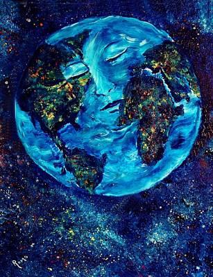 World Peace Original by Robin Monroe
