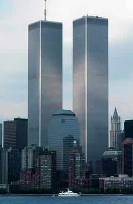 World Trade Center Print by KG Thienemann