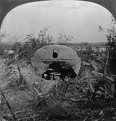 Cupola Painting - World War I Cupola, C1918 by Granger