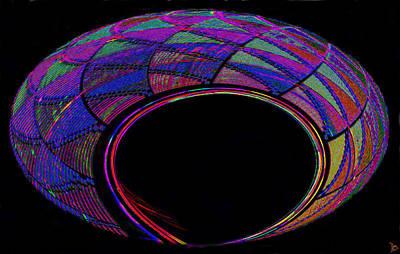 Hopi Basket Of Secrets Print by David Lee Thompson