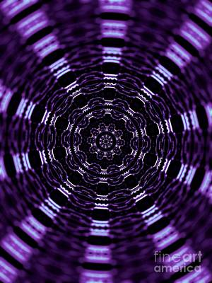 Wormhole Print by Robyn King