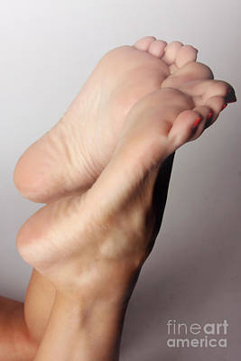Sexy Soles Photograph - Worship Love by Tos