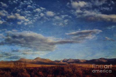 Mountain Photograph - Wrapped In Autumn  by Priska Wettstein
